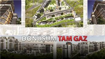 Gaziosmanpaşa'da kentsel dönüşüm hangi mahallede?