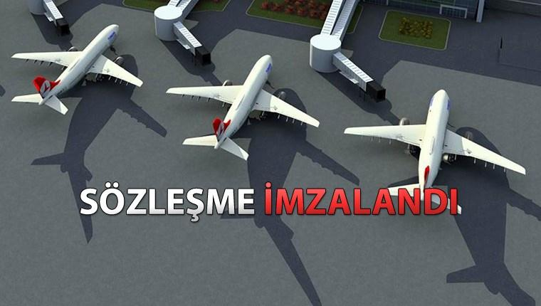 Çukurova Bölgesel Havalimanı'nın inşaatı başlıyor!
