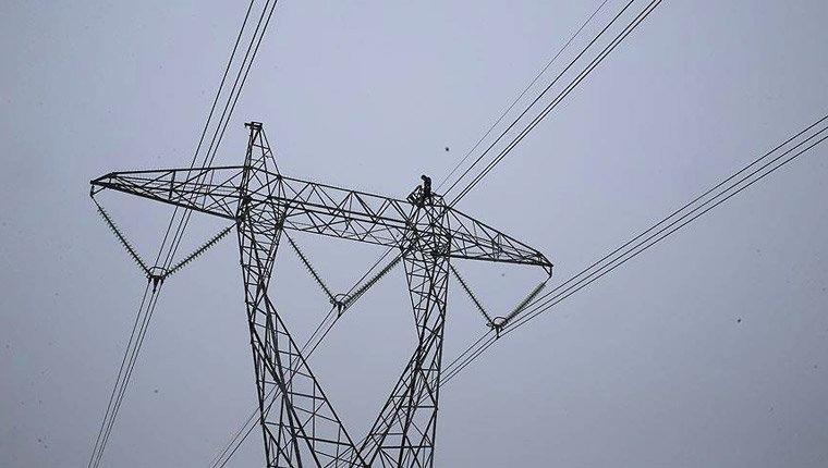 Elektrik kesintisine neden olan hatlar onarıldı