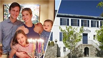 Trump'ın kızı Ivanka bu malikanede yaşıyor