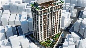 Erka Konsept'te daire fiyatları 466 bin liradan başlıyor!