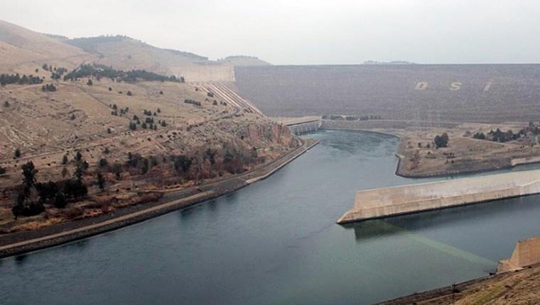 İstanbul'daki barajlarda 15 günde 50 günlük su birikti