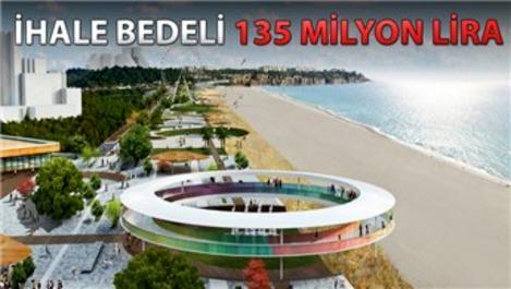 Antalya'da Konyaaltı Beach Park ihaleye çıktı!