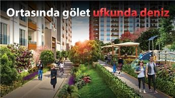 Huzurlu Marmara'da sıfır peşinat 120 ay vade!