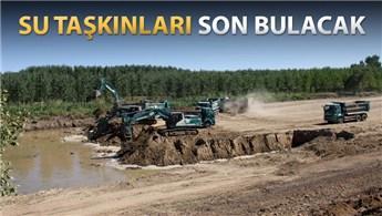 Kanal Edirne projesinin yüzde 65'i tamamlandı