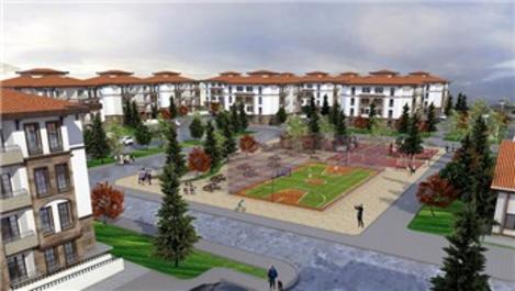 TOKİ, Tunceli Ovacık'ta 314 konut yaptıracak!