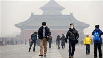 Çin'de hava kirliliğine sebep olan işletmeler vergi ödeyecek