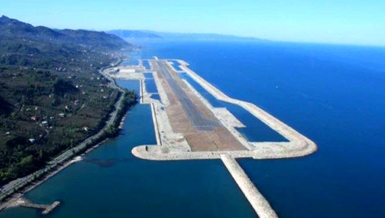 Rize-Artvin Havalimanı için teklifler 12 Ocak'ta alınacak!