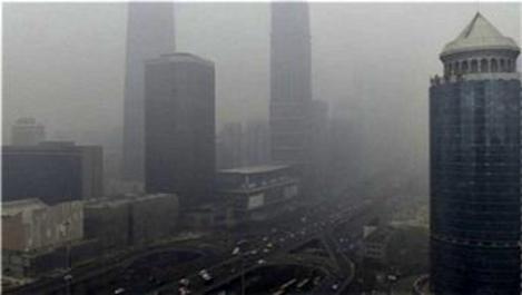 Çin'de hava kirliliğine neden olan bin 315 firmaya ceza!