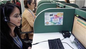 Alo 181, 32 bin 355 kentsel dönüşüm çağrısını cevapladı