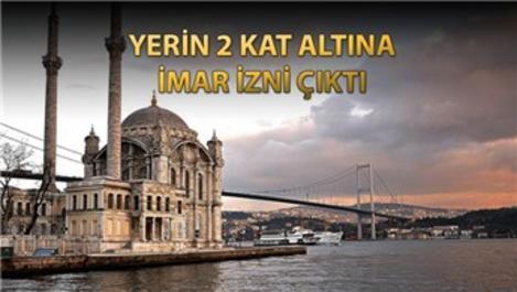 Ortaköy'deki binalara turizm teşviki talebi!