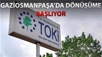 TOKİ, İstanbul'da 2017'ye hızlı girdi!
