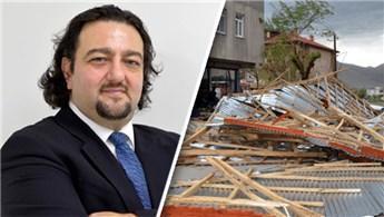 'Plansız çatılar can ve mal kaybına yol açar'