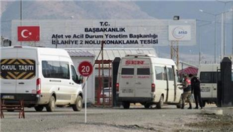 Türkmenler, Kahramanmaraş'taki konteyner kente sevk ediliyor