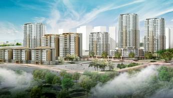 Sıtar-Aslan-Torkam'dan Ispartakule'ye 724 apart daire!