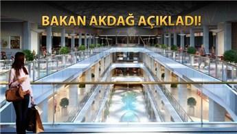 Alışveriş merkezlerine elektroşok projesi geliyor!
