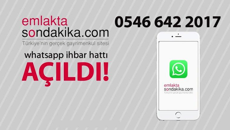 emlaktasondakika whatsApp
