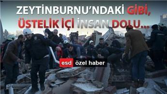 İstanbul'da çökmek üzere olan 600 bin bina var!