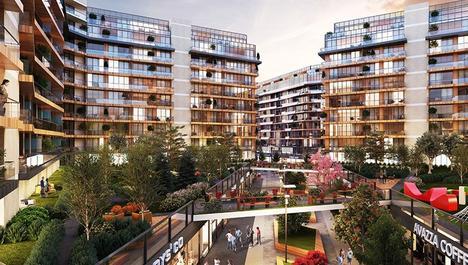 Lens İstanbul'da daire fiyatları 297 bin liradan başlıyor