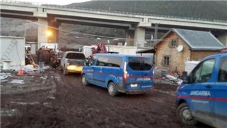 Gebze-Orhangazi-İzmir Otoyolu inşaatında PKK operasyonu!