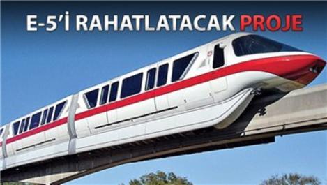 Sefaköy-Halkalı-Başakşehir Havaray ihalesi yapıldı
