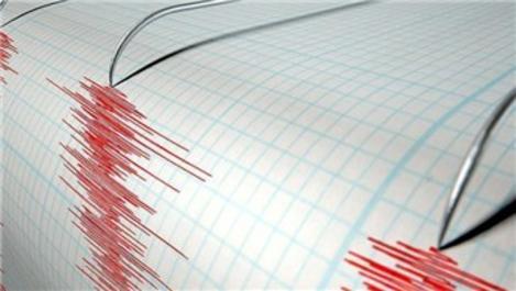 Çanakkale'de art arda deprem