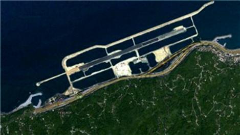 Rize-Artvin Havalimanı'nın temel atma tarihi...