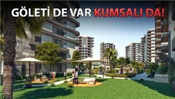 Gaziantep'in Büyükada'sı inşa ediliyor
