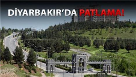 Diyarbakır Sur'da patlama!