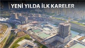 İstanbul Ataşehir Finans Merkezi 2017 son durum!