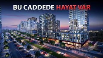 Akzirve Strada'dan ayda 1.900 liraya 'Caddeli Hayat'