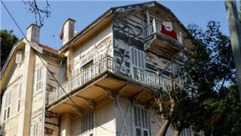 Hüseyin Rahmi Gürpınar'ın evi restore edilecek