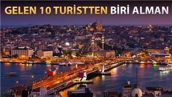 İstanbul'a ülke nüfusundan daha fazla turist geldi!