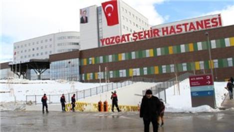 Yozgat Şehir Hastanesi'nde AKG Gazbeton tercih edildi