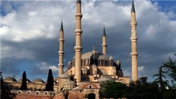 Selimiye'ye dünyanın dört bir yanından ziyaretçi akını