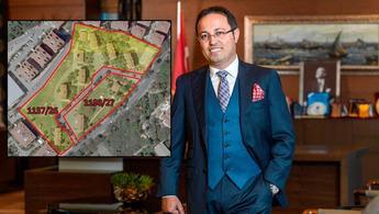 Dap Holding, Altunizade'de lüks konut projesi yapacak