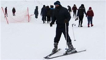 Yıldıztepe Kayak Merkezi'nde doluluk yüzde 80'e ulaştı