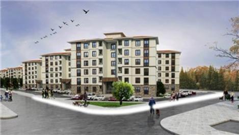 TOKİ'den Kırşehir'e 1126 konutluk kentsel dönüşüm projesi!