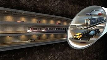 Büyük İstanbul Tüneli, ilk çeyrekte ihaleye çıkacak!