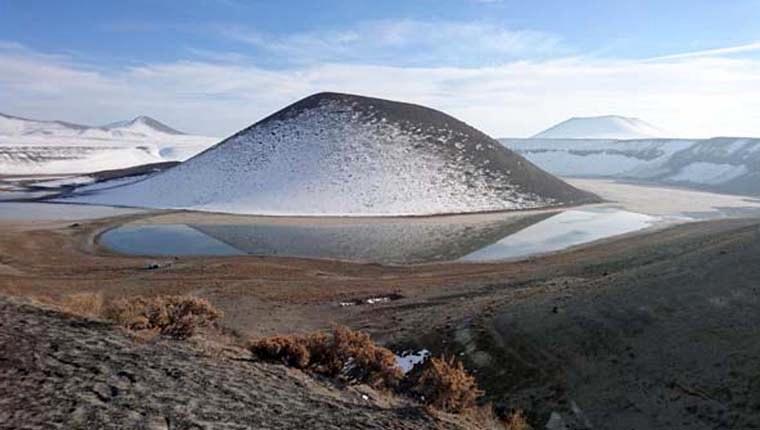 Meke Gölü, Karapınar Belediyesi'nin desteği ile büyüyor
