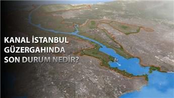Kanal İstanbul güzergahına 5 aday!