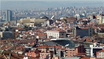 Ankara'da 136.8 milyon liraya satılık gayrimenkuller!