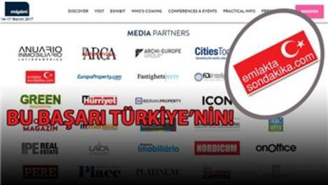 Emlaktasondakika.com, MIPIM 2017'ye sponsor oldu!