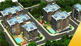 Eviş Dumanlı Kent Çanakkale satışa çıktı