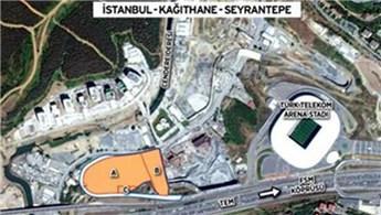 Emlak Konut, Seyrantepe arsası için yapı ruhsatını aldı