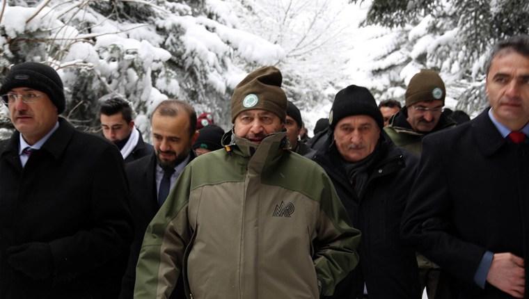 Eroğlu: İstanbul'da su sorununu 2071 yılına kadar kökünden çözdük