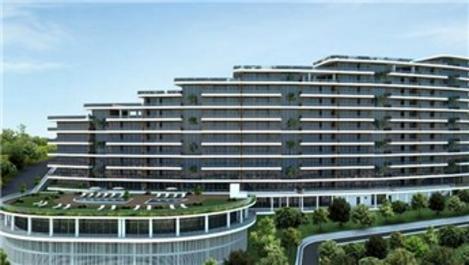 Vitalia Narlıdere'de daire fiyatları 600 bin liradan başlıyor