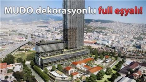 Mahall Bomonti İzmir'de 48 ay sıfır faiz!