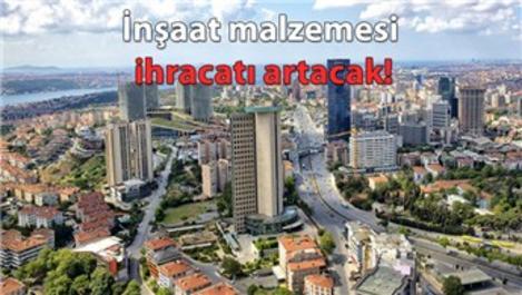 Avrupa'da büyüyen inşaat sektörü Türkiye için fırsat!