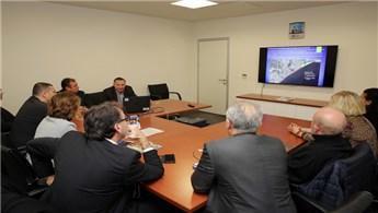 Antalya'nın vizyon projeleri, makine mühendislerine anlatıldı!
